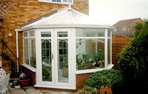 photo of conservatory outside