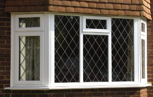 photo of upvc double glazed window fitted